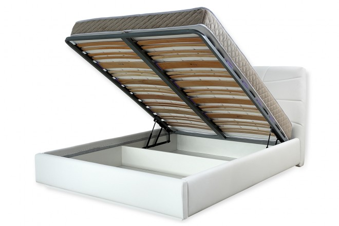 Тапицирано легло Sofia за матрак 160/200