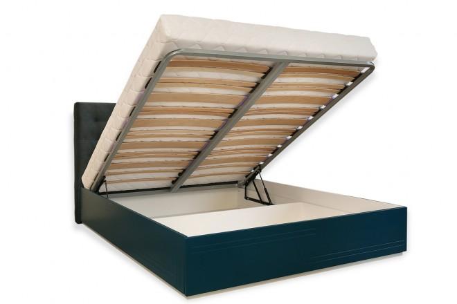 Тапицирано легло Palma за матрак 160/200