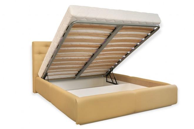 Тапицирано легло MILANO за матрак 160/200