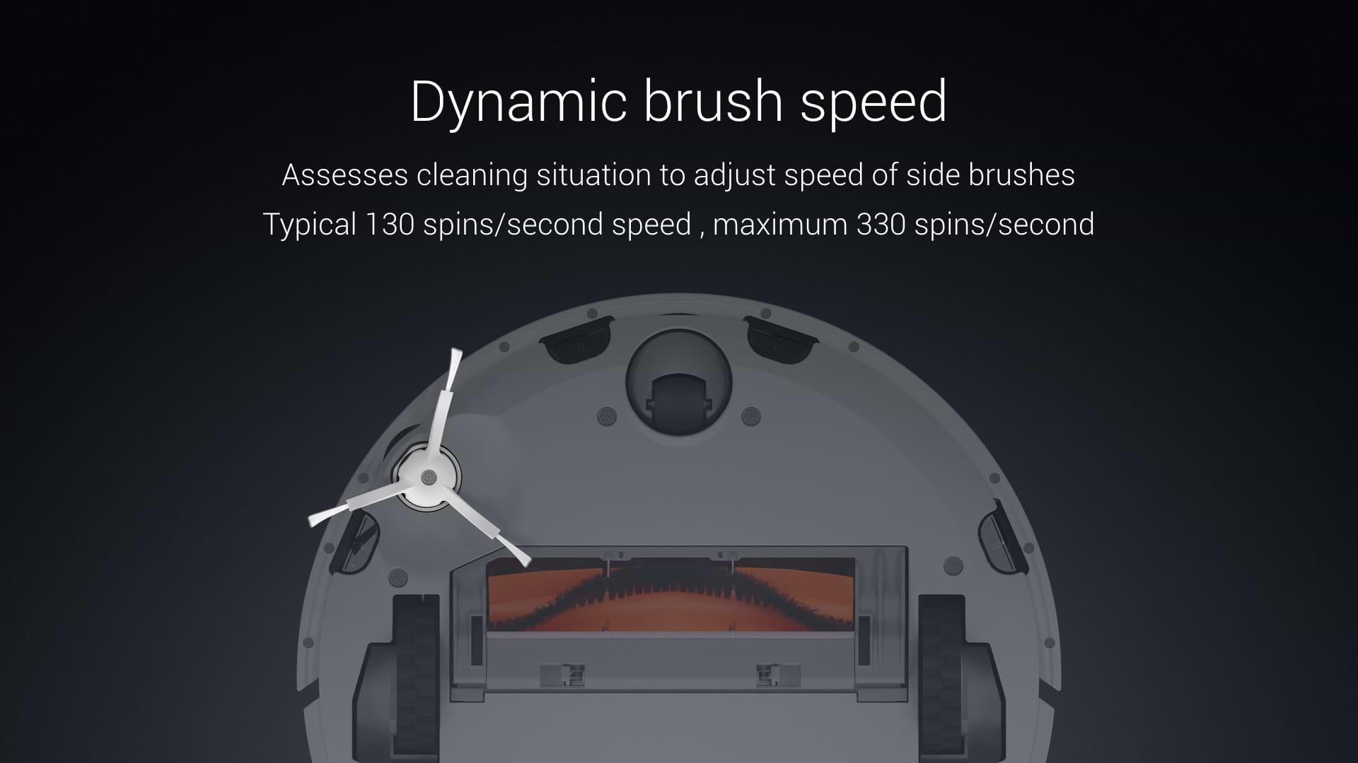 Прахосмукачка Робот Xiaomi Mi Robot Vacuum Cleaner