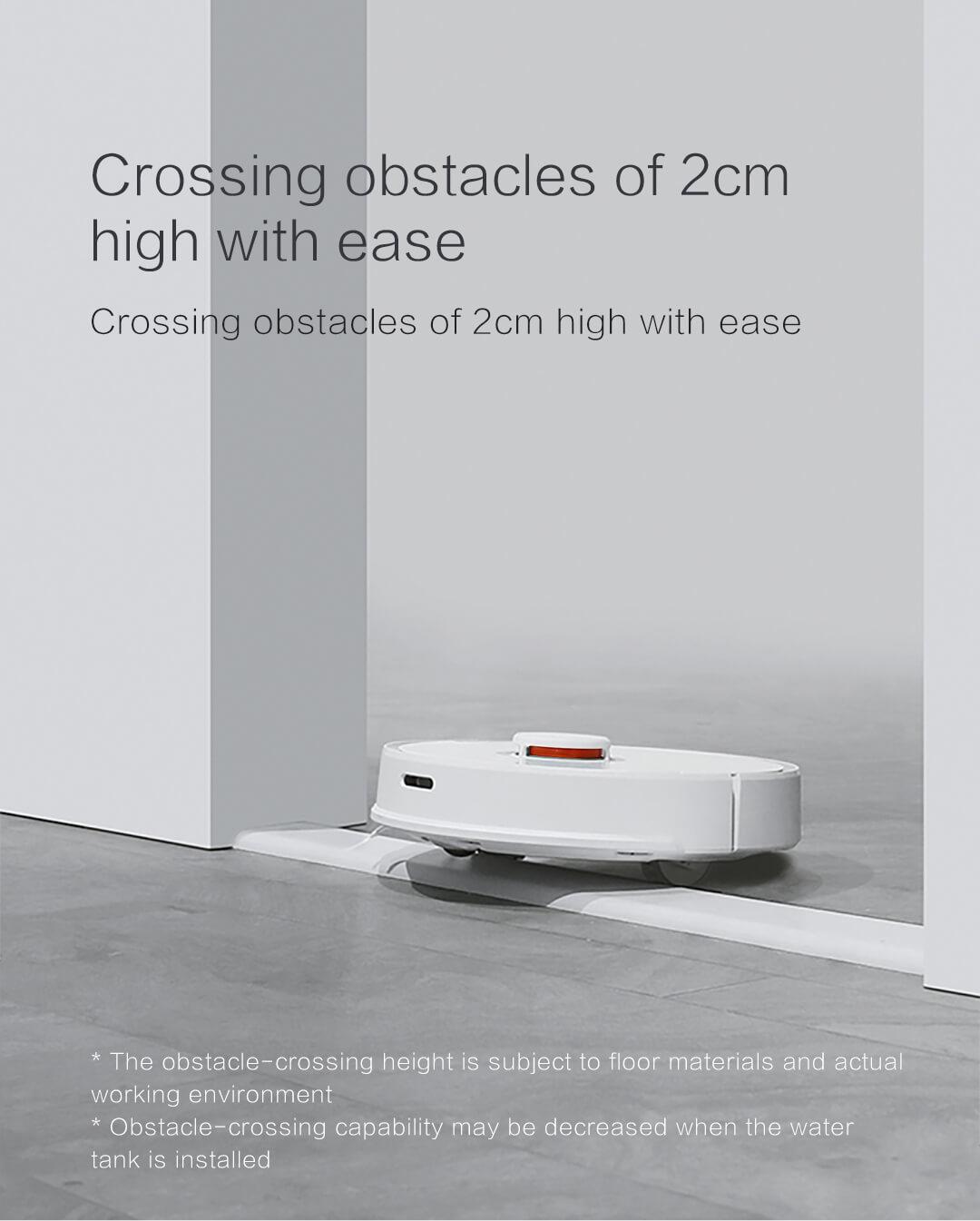 Прахосмукачка Робот Xiaomi Mi Roborock S50