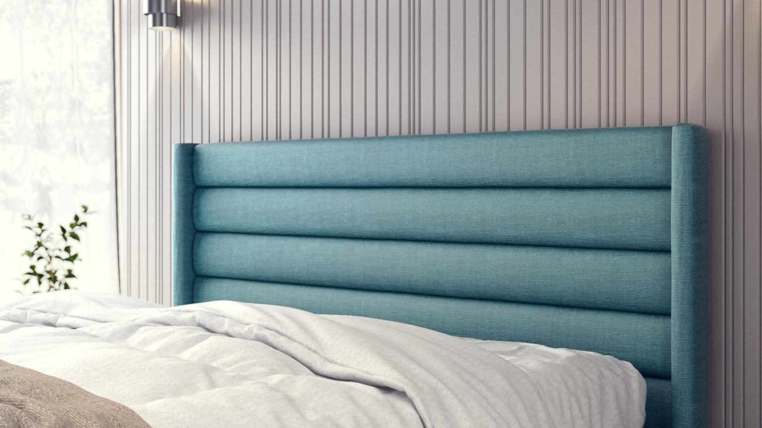 Тапицирано легло NEW YORK