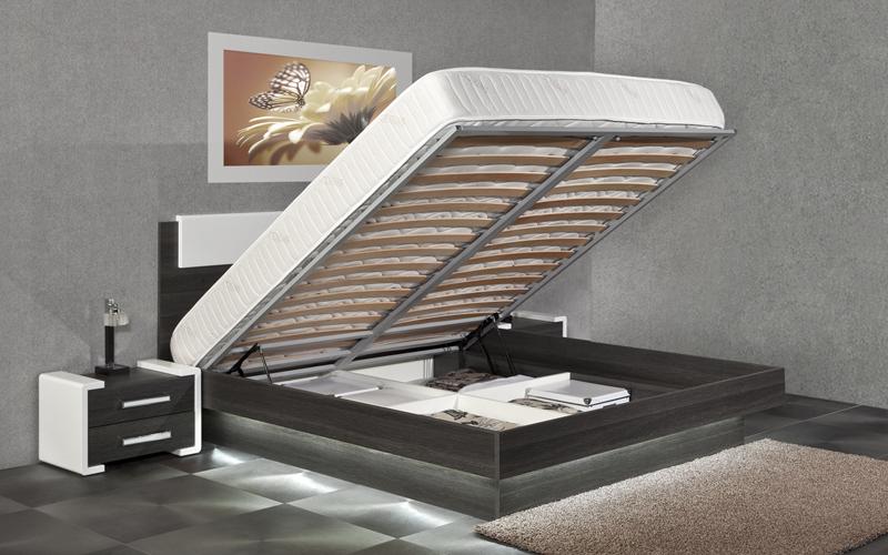 Легло и нощни шкафчета Сан Марино