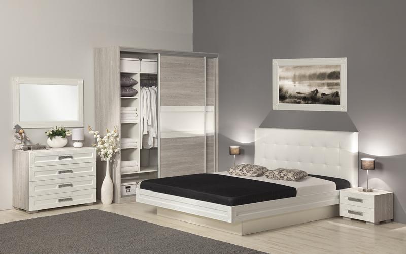 Спален комплект Модена