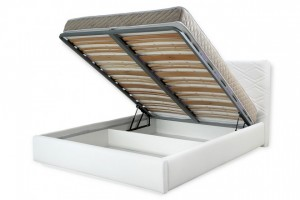 Тапицирано легло Kayro за матрак 160/200