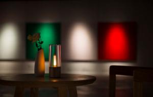 Лампа Xiaomi Yeelight Candela Smart Mood Candlelight